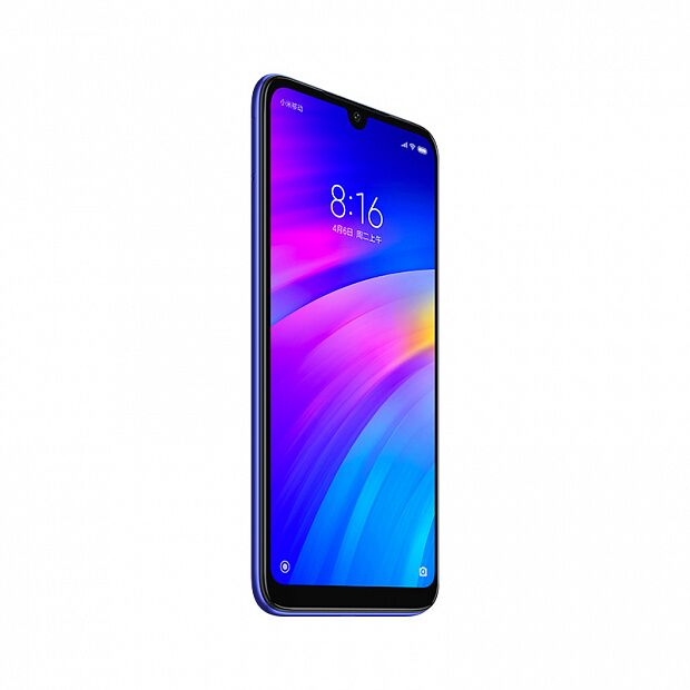 Смартфон Xiaomi Redmi 7 32GB/3GB (Blue/Синий)